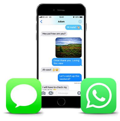 whatsapp kontakte von iphone auf samsung übertragen